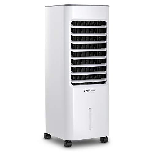 Pro Breeze™ 5 Liter Mobiler Luftkühler mit 4 Betriebsarten, 3...