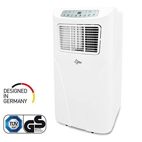 Mobiles lokales Klimagerät Impuls 2.0+ | Räume bis 25 qm | Kühler und...