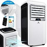 KESSER® - Klimaanlage Mobiles Klimagerät 4in1 kühlen, Luftentfeuchter,...