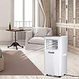 Corodo 8000 btu Mobile Klimaanlage Mobiles Lokales Klimagerät, 2,1KW,Klima...