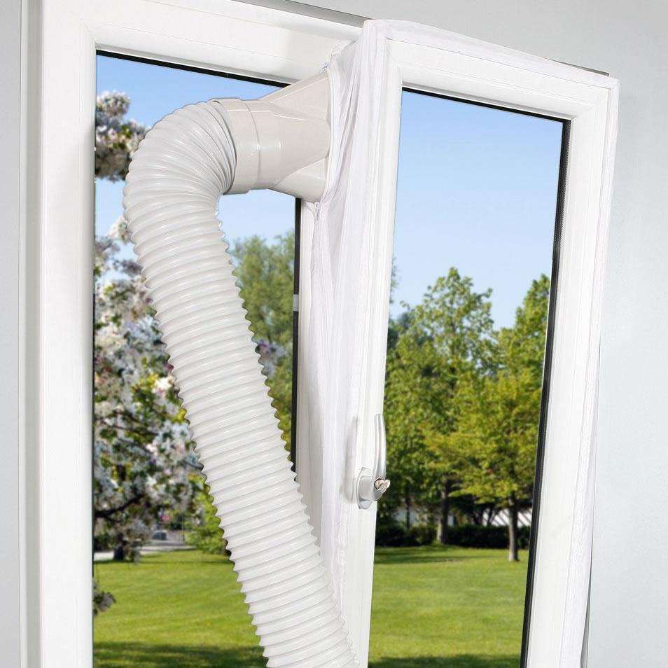 abluftschlauch einer klimaanlage - deine mobile klimaanlage