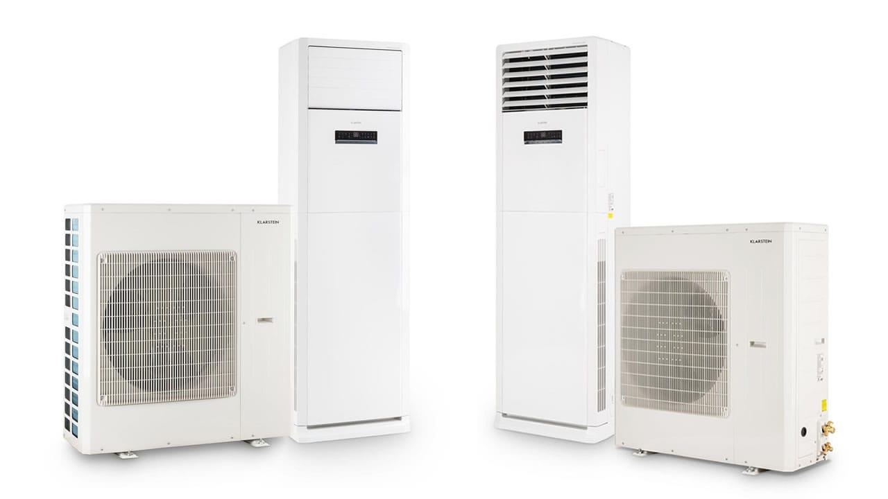 Vorstellung Der Klarstein Koloss Klimaanlage Der Riese Mit 40000 Btu